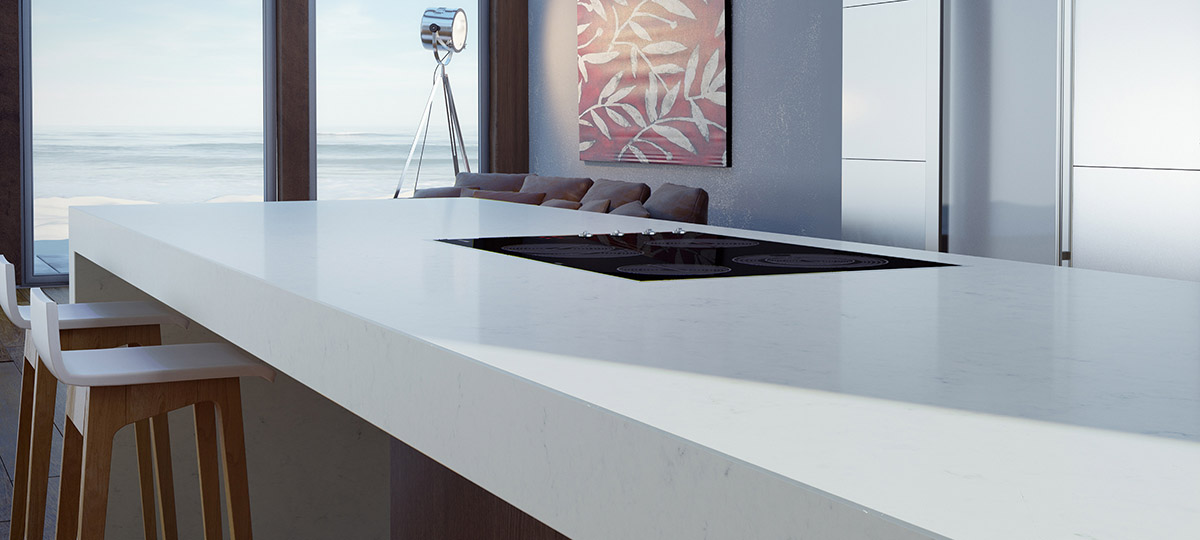 Carrara Aio quartz